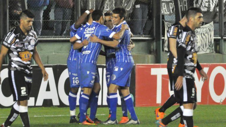 Godoy Cruz superó el examen ante Estudiantes (BA)