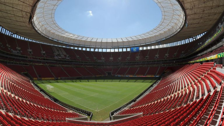 El preocupante detalle del estadio donde la Selección jugará contra Uruguay