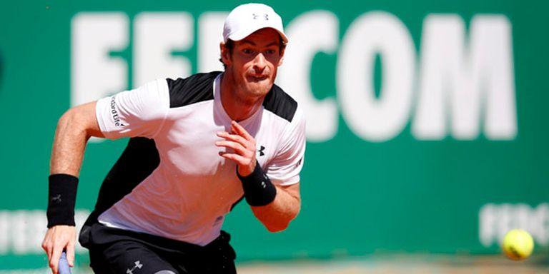 Andy Murray no tuvo una jornada fácil