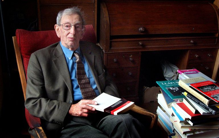 Eric Hobsbawm, uno de los historiadores más destacados del siglo XX