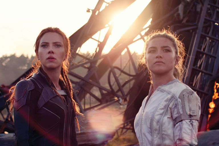 Scarlett Johansson y Florence Pugh, cruce de talentos