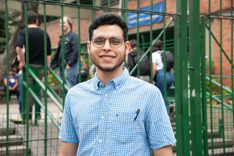 """""""No queremos volver atrás"""", dice Jesús Bonillo, un relacionista público de 23 años oriundo de Anzoátegui. Desde su punto de vista, los venezolanos expatriados tienen la """"responsabilidad moral"""" de que la situación de su país """"no se replique en ningún sitio"""""""