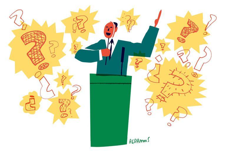Preguntas incómodas para toda la dirigencia política