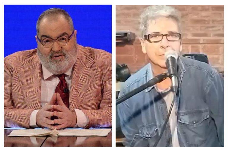 """Jorge Lanata consideró que Ignacio Copani es """"el boludo de la semana"""" (sic)"""