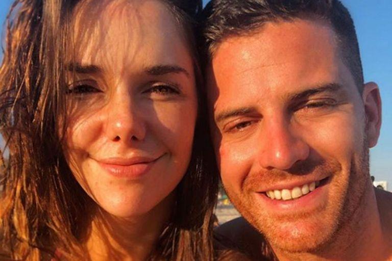 """Julieta Nair Calvo mostró su pancita de embarazada: """"Uno de mis mayores sueños"""""""