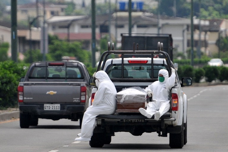 Más de 375.000 muertos por coronavirus en el mundo
