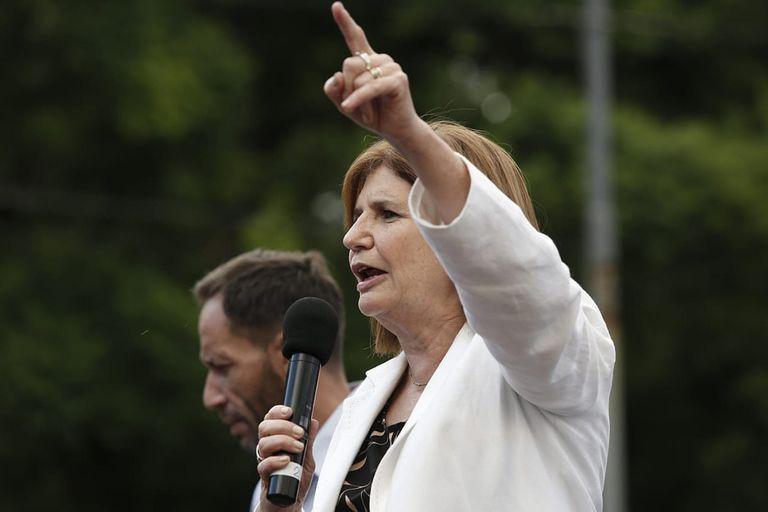 """Patricia Bullrich asegura que durante la gestión de Macri dejaron al país """"con una de las fronteras más seguras de la región"""""""