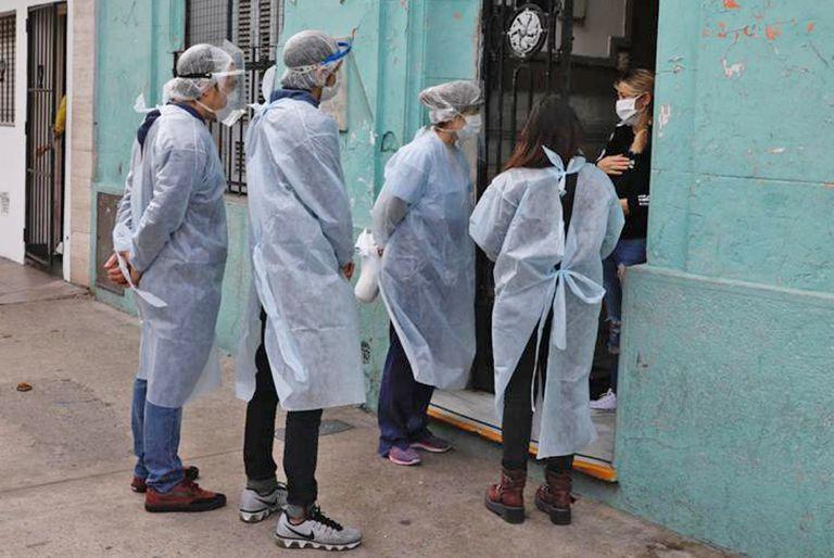 Hubo 13 casos positivos en Constitución, y la búsqueda seguirá en Almagro