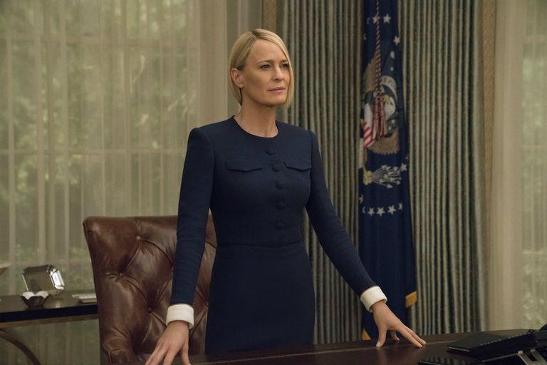 Volvió House of Cards: la sombra de Kevin Spacey sobrevuela a Claire Underwood