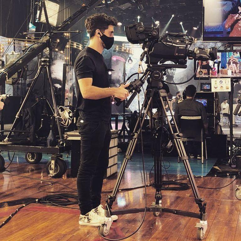 El productor de ShowMatch Francisco Caivano es el nuevo amor de Ángela Leiva
