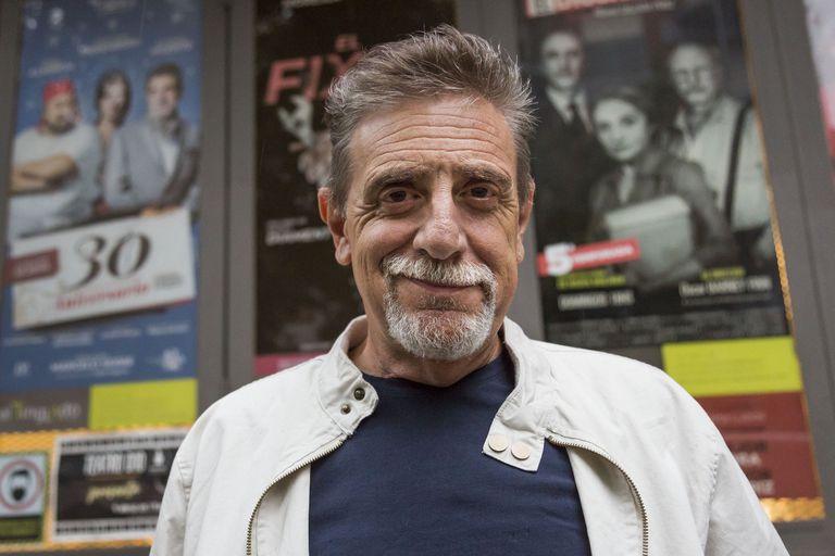 Andrés Vicente regresó a Buenos Aires para estrenar su obra 30 aniversario, en El Tinglado