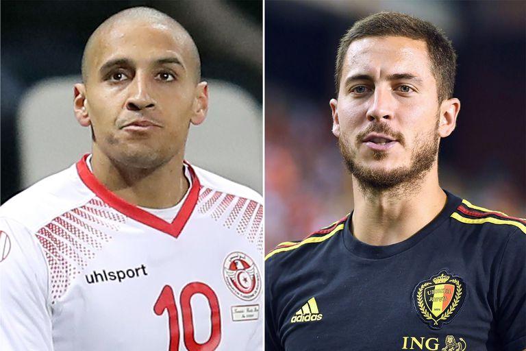 Bélgica-Túnez, Mundial Rusia 2018: horario, TV y formaciones