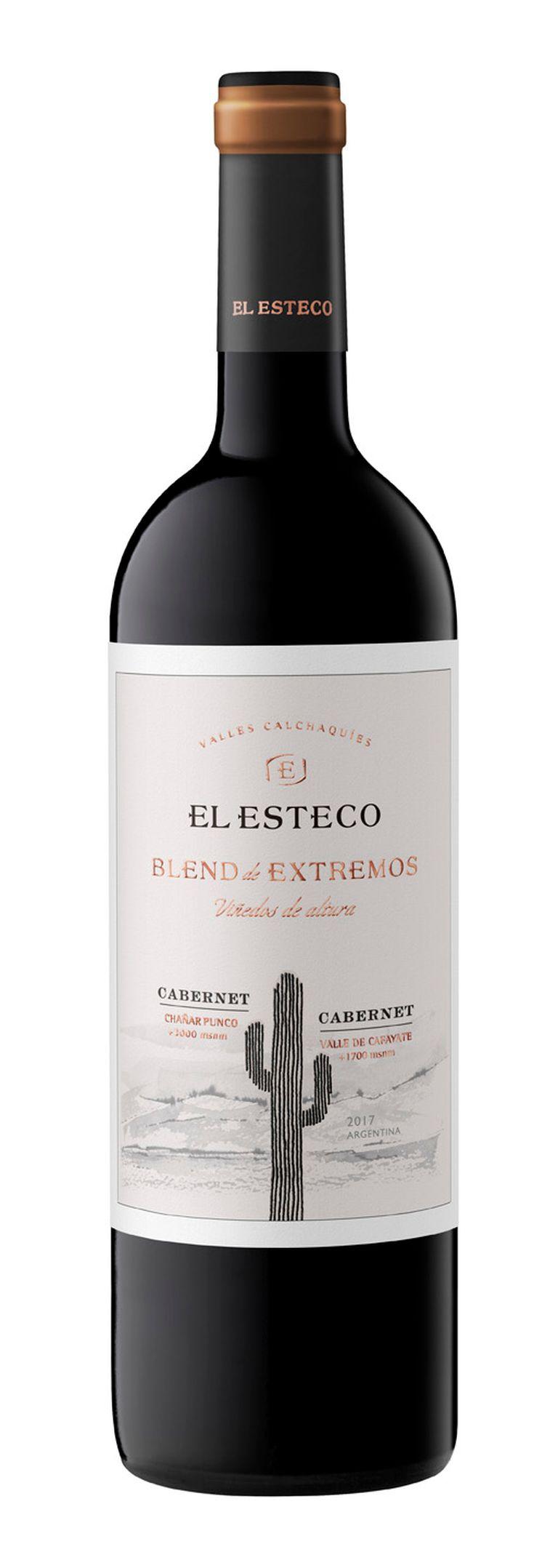 El Esteco Blend de Extremos Cabernet Sauvignon