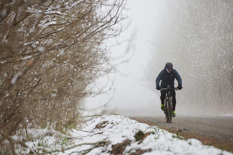 Sorpresiva nevada en Mendoza