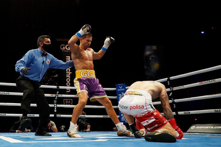 Gennady Golvkin espera la tercera pelea con Canelo Alvarez