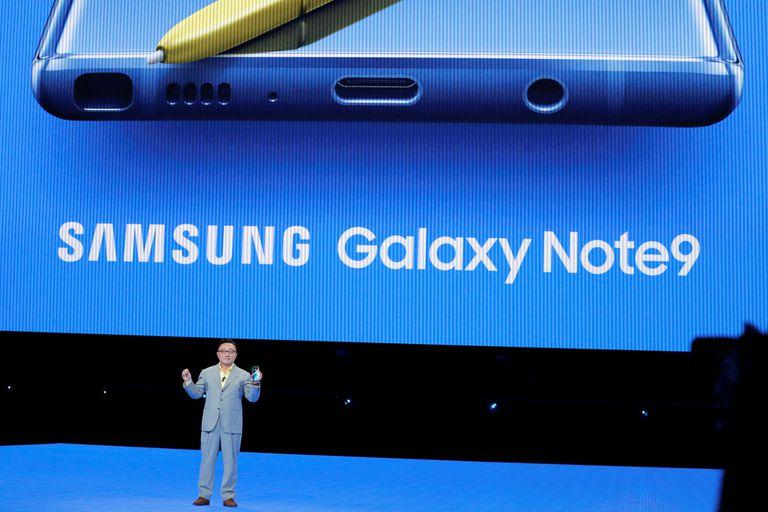 Así es el Samsung Galaxy Note9, el primer teléfono Android con Fortnite