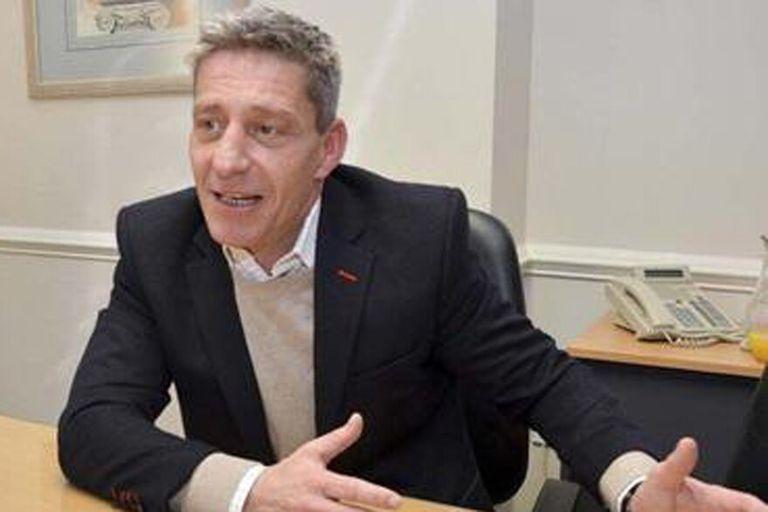 Mariano Arcioni, gobernador de Chubut