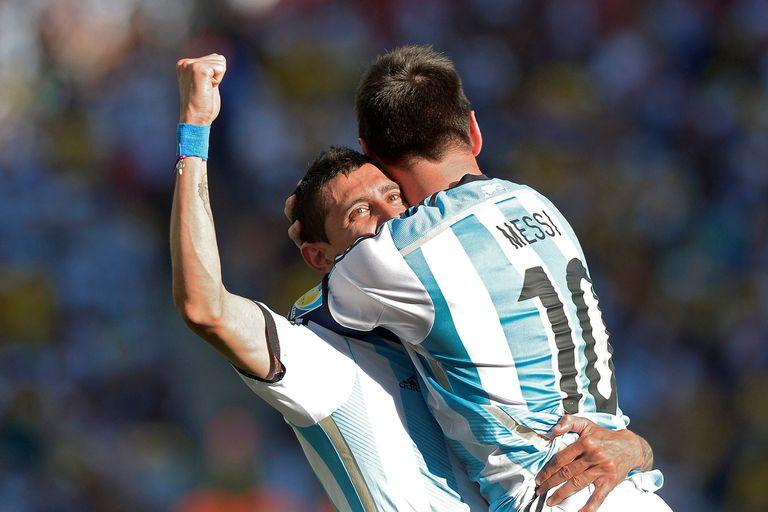 La polémica respuesta de Di María sobre ganar o perder una final del Mundial