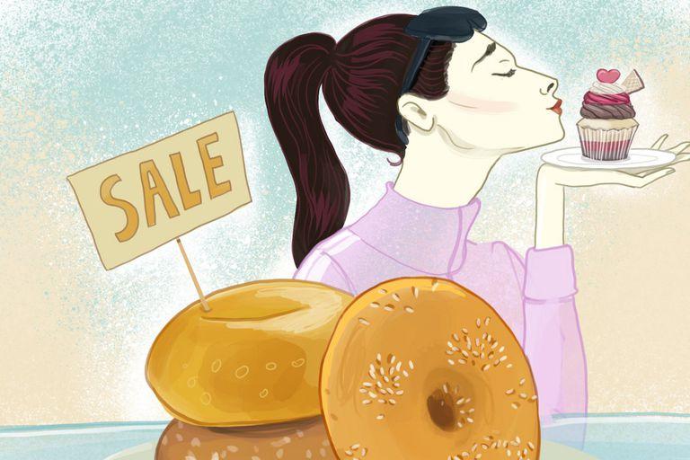 Ascenso y caída de los bagels: la supervivencia del más rico