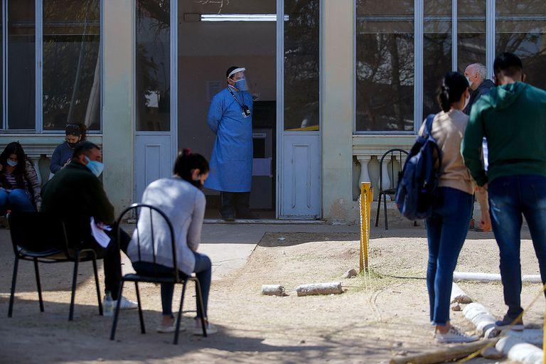 Coronavirus en Argentina: casos en Rosario De Lerma, Salta al 27 de junio