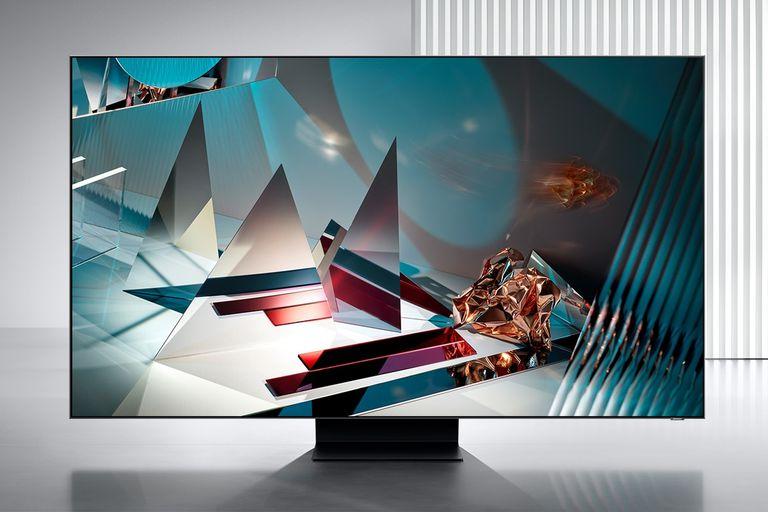 El televisor Q800T de Samsung tiene un panel 8K de 75 pulgadas