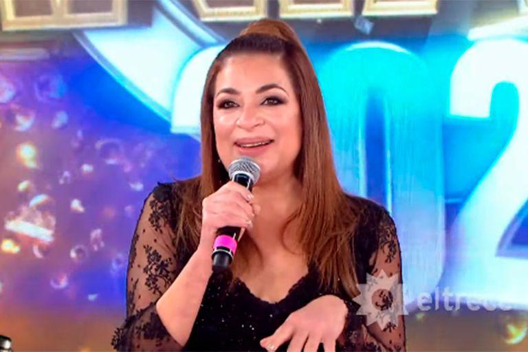 Cantando: Claribel Medina y una pintoresca anécdota con Cacho Castaña