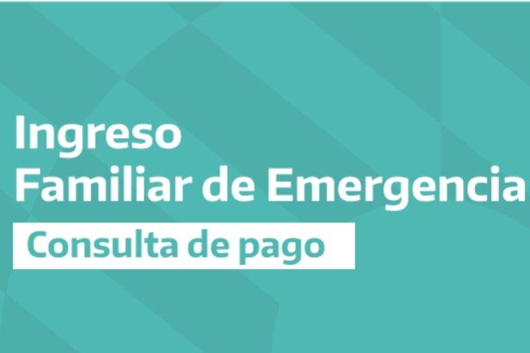 Los beneficiarios del Ingreso Familiar de Emergencia que eligieron cobrar por Correo Argentino deberán informar una cuenta bancaria para recibir la segunda tanda del bono de $10.000
