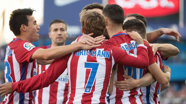 Atlético no quiere perderle pisada al líder Real