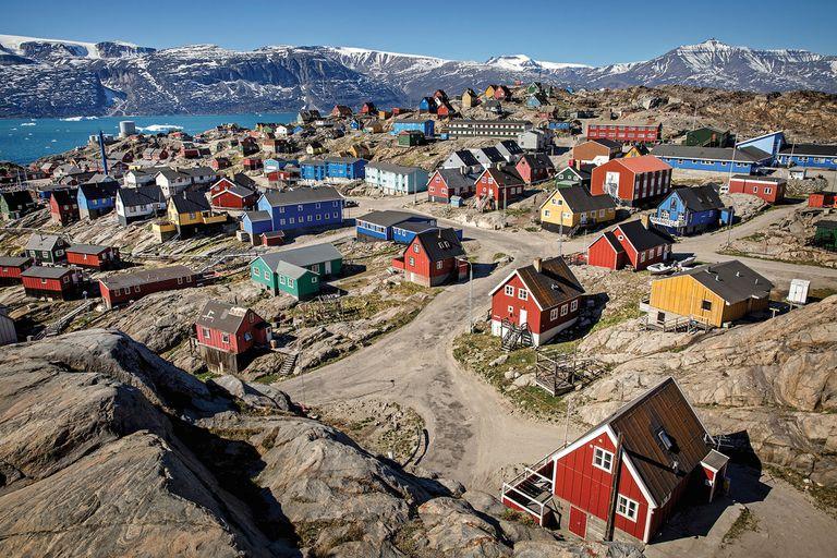 Las elecciones de Groenlandia, dominadas por la explotación minera del Ártico