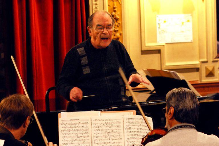 A los 91 años murió el violinista y compositor José Carli