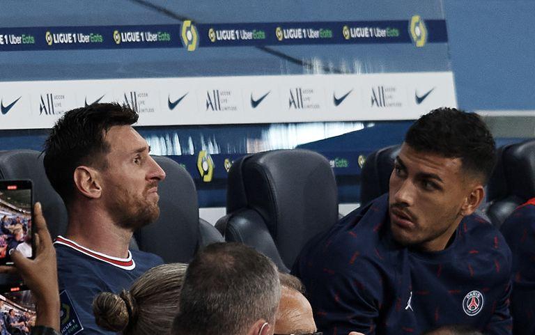 El detalle de la foto de Messi con Paredes que se hizo viral y la encrucijada de Pochettino