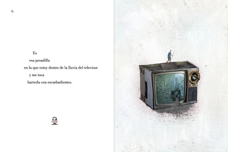 El infinito por Pablo Bernasconi