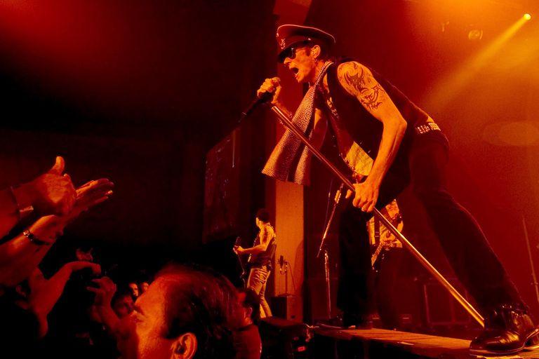 Scott Weiland con Velvet Revolver