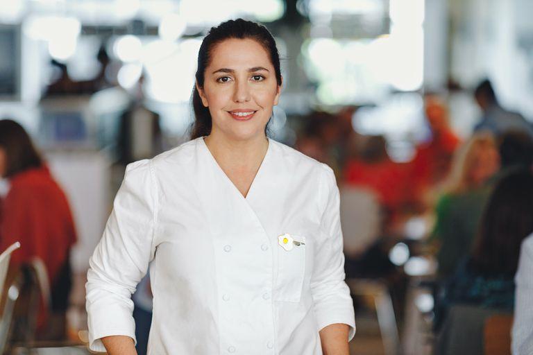 Narda Lepes fue elegida la mejor chef femenina de América Latina