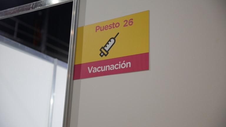 La vacunación docente comenzará el próximo miércoles