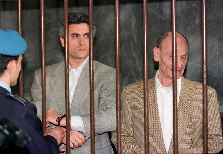 Los asesinos de Maurizio, el chofer y su asistente; la ironía del destino, los perpetradores del hecho estaban bien vestidos
