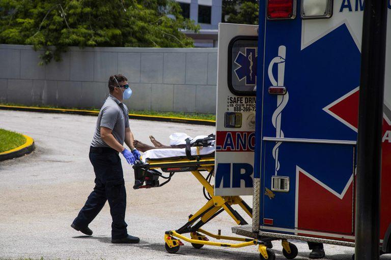 ¿Qué pasa en Florida? Varios hospitales tienen más pacientes que nunca con coronavirus