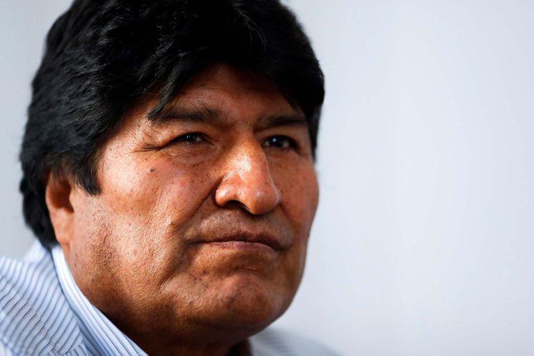 Evo Morales. Su reclamo judicial para ser candidato al Senado agita la campaña