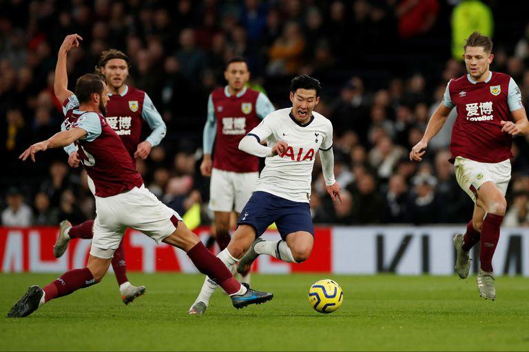 ¿El mejor gol del año? El surcoreano Son se convirtió en Maradona y Messi