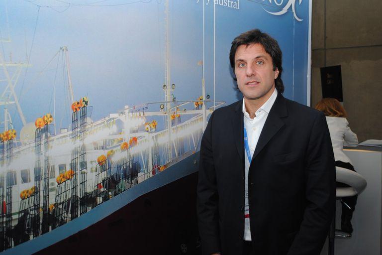 Juan Redini, presidente de la Cámara de Armadores Poteros Argentinos
