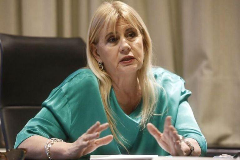 Marcela Losardo, exministra de Justicia y amiga y socia del Presidente, fue propuesta para representar a la Argentina en la Unesco