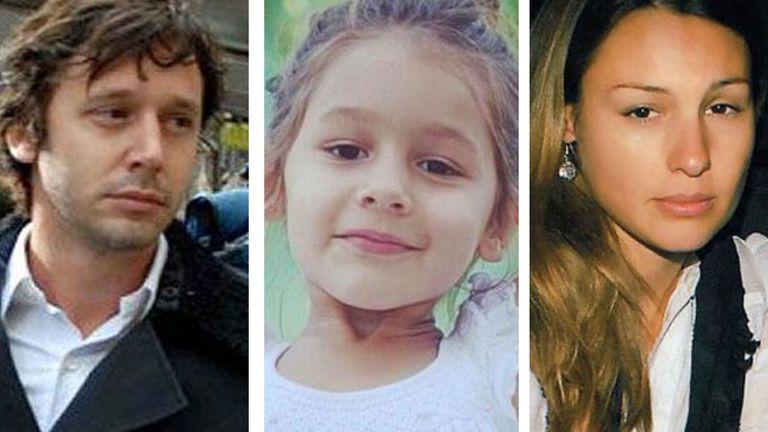Pampita y Benjamín Vicuña hicieron una misa para recordar a su hija Blanca