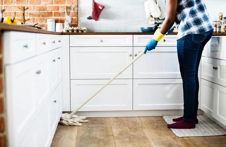 La limpieza de la casa es fundamental
