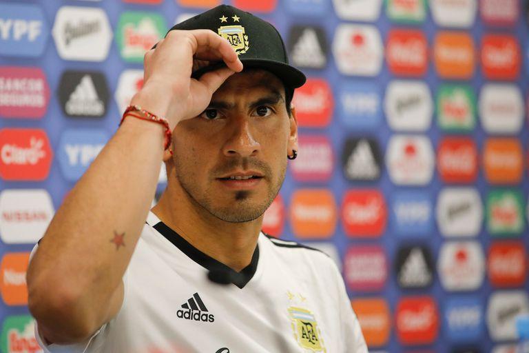 """Guzmán destacó que la preparación física fue muy buena y subrayó que se logró una """"buena conjunción de trabajo"""""""