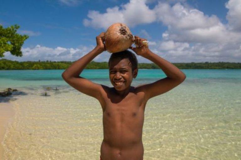 Vanuatu es otro destino paradisíaco.