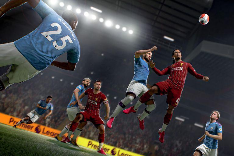 EA Sports promete gráficos y movimientos más realistas en el nuevo FIFA 21 para PS5 y Xbox Series X