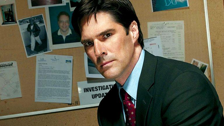 Thomas Gibson agredió a uno de los guionistas y productores de la serie que protagoniza, Criminal Minds