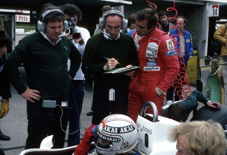 Aquella carrera de Las Vegas en que Williams pareció hacer todo para que Reutemann no fuera campeón