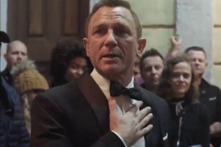 """Daniel Craig se quebró al despedirse de James Bond: """"Fue uno de los mayores honores de mi vida"""""""