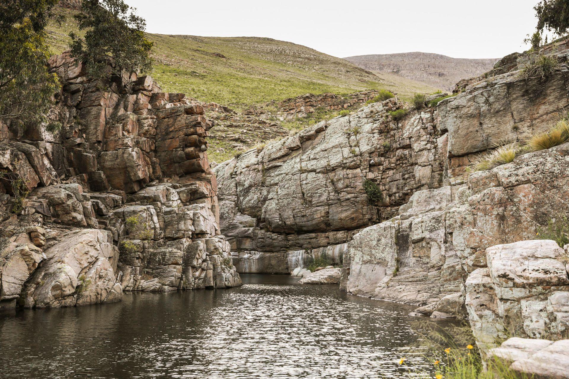 La excursión hacia el Piletón Grande y recinto de Piedra es un paseo de dos horas.
